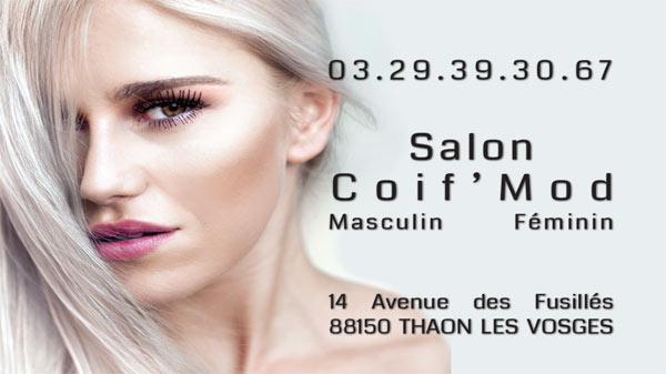 Salon Coif'Mod