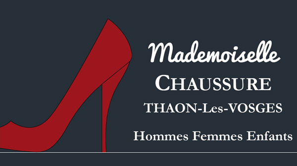Mademoiselle Chaussure
